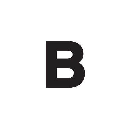 80mm Adhesive Registration B image #1