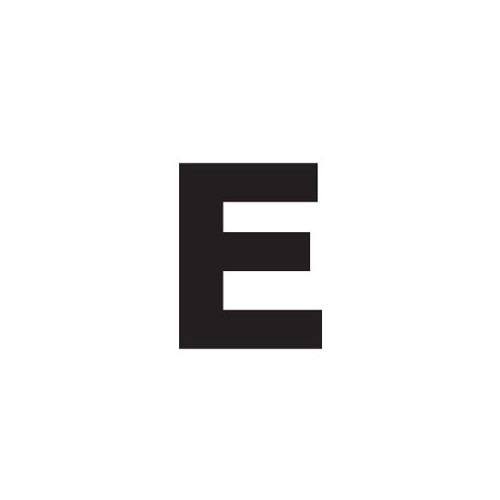 80mm Adhesive Registration E image #1