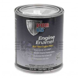 POR-15 Engine Enamel (Austin Healey Green) 0.473 litre