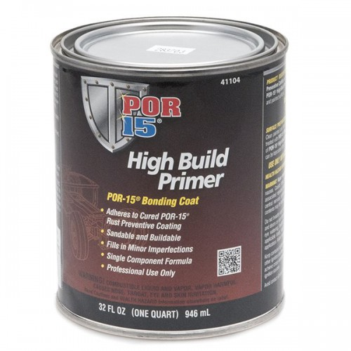 POR-15 High Build Primer - 0.946 litre image #1