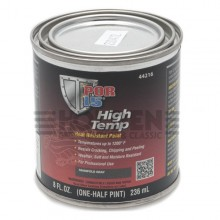 POR-15 High Temperature Manifold Gray