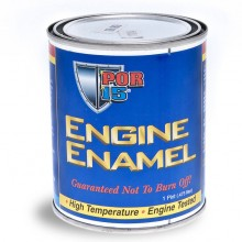 POR-15 Engine Enamel (Ford Red) 0.473 litre