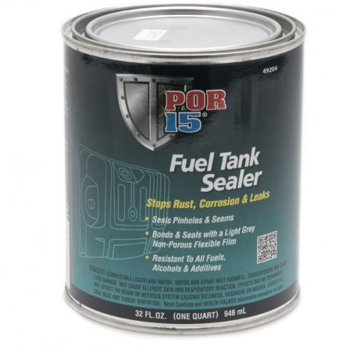 POR-15 U.S. Standard Fuel Tank Sealer - 0.946 litre image #1