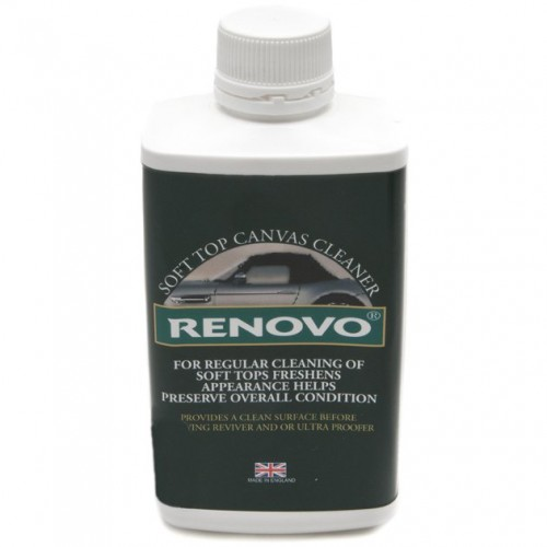 Renovo Soft Top Canvas Cleaner image #1