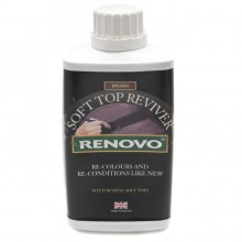 Renovo Soft Top Reviver - Brown 500ml