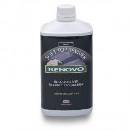 Renovo Soft Top Reviver - Black 1 Litre