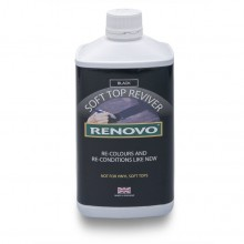 Renovo Soft Top Reviver - Black 1 Litre