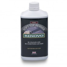 Renovo Soft Top Reviver - Brown 1 Litre