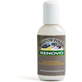 Renovo Plastic Window Polish - 50ml