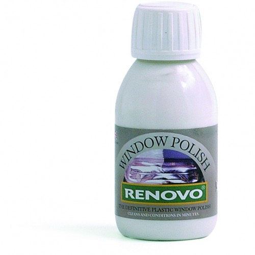 Renovo Plastic Window Polish - 100ml image #1