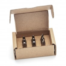 Pozi, Phillips & Flat Bits for Elementary Screw Drivers