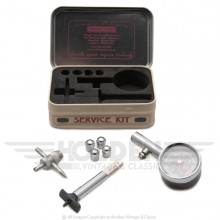 Tyre Service Kit (contains Tyre Pressure Gauge)
