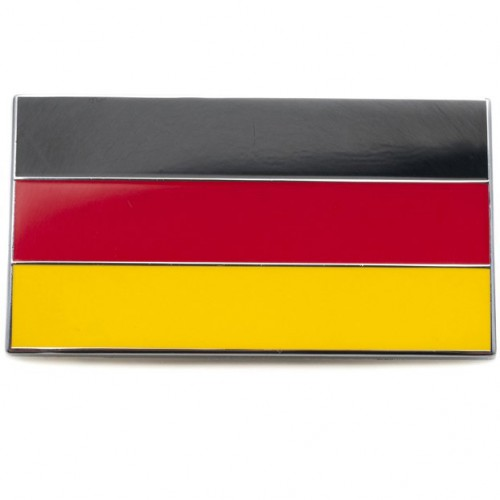 Germany Adhesive Badge image #1