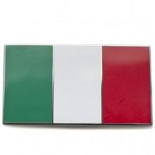 Italy Adhesive Badge