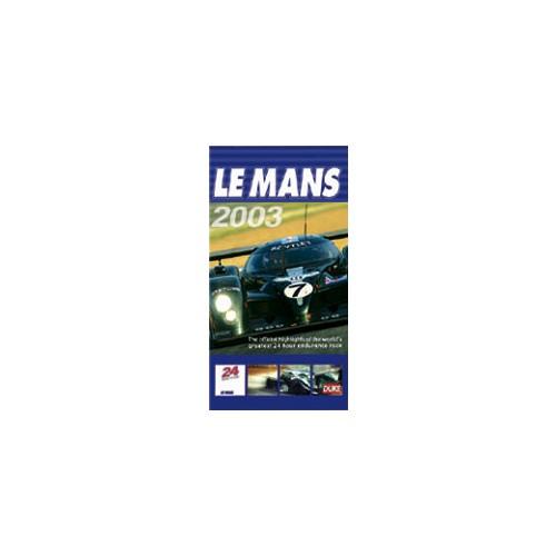 Le Mans 2003 (VHS)