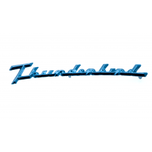 Triumph Thunderbird Side Panel Motif