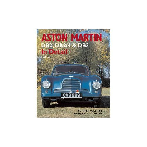 Aston Martin DB2 & DB2/4 & DB3