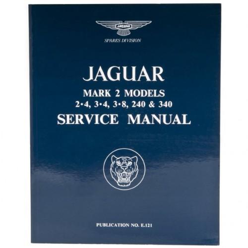 Jaguar Mk2 (2.4/3.4/3.8/240/340) image #1