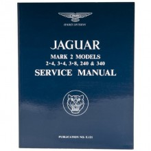 Jaguar Mk2 (2.4/3.4/3.8/240/340)