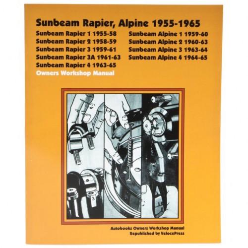 Sunbeam Rapier/Alpine 1955-65 image #1