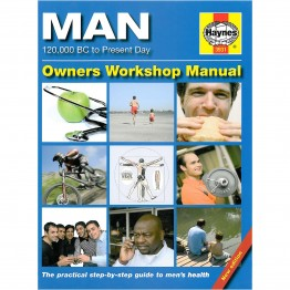 Haynes Man Manual (2nd edition)