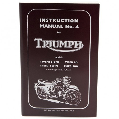 Triumph 350/500 Twins 1960-63 image #1