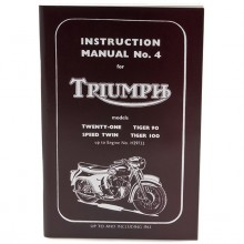 Triumph 350/500 Twins 1960-63