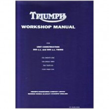 Triumph 350/500 Twins 1963-74