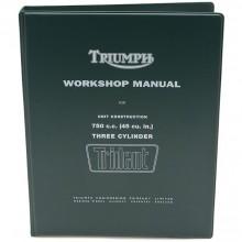 Triumph T150 & T150V 1969-74