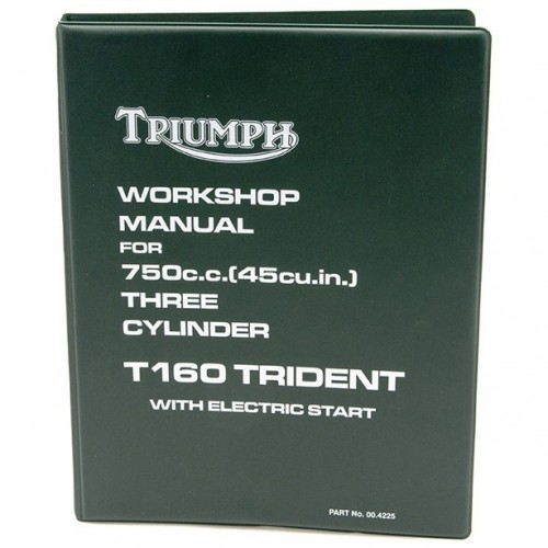 Triumph T160 Trident 1975 on image #1