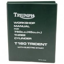 Triumph T160 Trident 1975 on