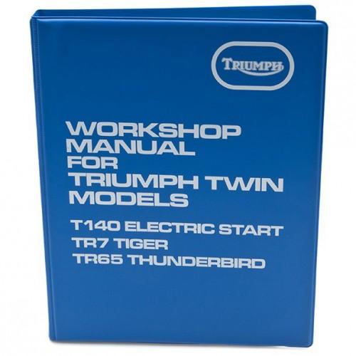 Triumph 750 Twins 1979-83 image #1