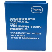 Triumph 750 Twins 1979-83