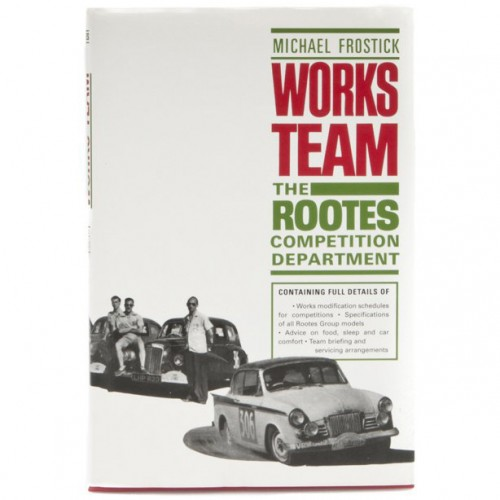 Works Team (Rootes Comp. Dept) image #1