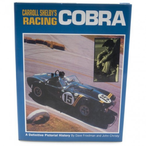 AC - Carroll Shelby's Racing Cobra image #1
