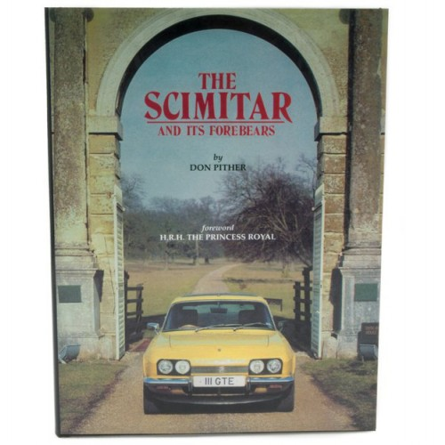 Reliant-The Scimitar and its Forebears image #1