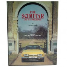Reliant-The Scimitar and its Forebears