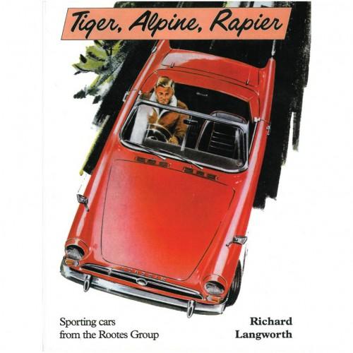 Sunbeam-Tiger/Alpine/Rapier image #1