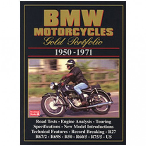 BMW Motorcycles 1950-71 image #1
