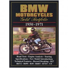 BMW Motorcycles 1950-71