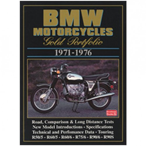 BMW Motorcycles 1971-76 image #1
