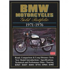 BMW Motorcycles 1971-76