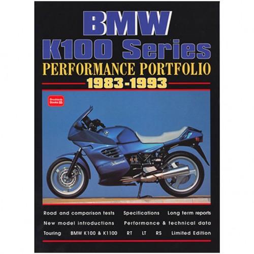 BMW K100 Portfolio 1983-93 image #1