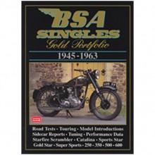 BSA Singles Portfolio 1945-63