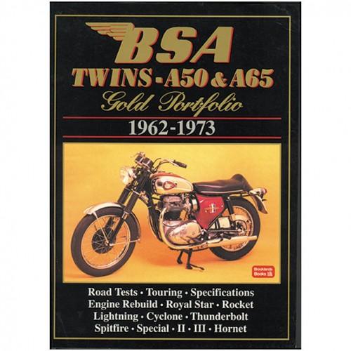 BSA A50/A65 Twins 1962-73 image #1