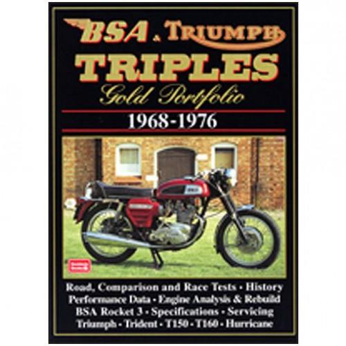 BSA & Triumph Triples 1968-76 image #1