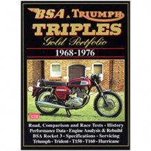 BSA & Triumph Triples 1968-76