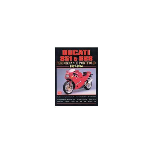 Ducati 851/888 1987-94 image #1