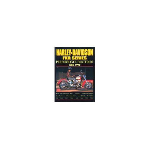 Harley-Davidson FXR Series image #1
