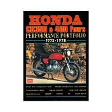 Honda CB350/400 Fours 1972-78